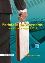 Portafolio de proyectos con Excel y Project 2013 (ebook)