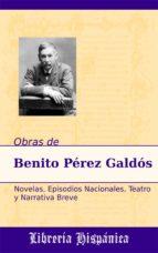 OBRAS DE BENITO PÉREZ GALDÓS