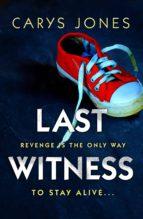 Last Witness (ebook)