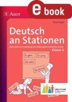 Deutsch an Stationen 4 Inklusion (ebook)