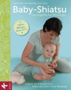 Baby-Shiatsu - Glücksgriffe für Winzlinge (ebook)