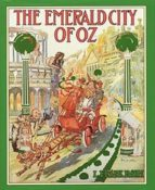 The Emerald City of Oz (Illustrated) (ebook)