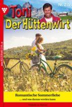 Toni der Hüttenwirt 215 – Heimatroman (ebook)