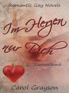 IM HERZEN NUR DICH (SAMMELBAND GAY ROMANCE NOVELLEN)