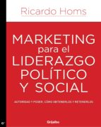 Marketing para el liderazgo político y social (ebook)