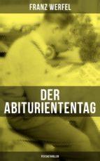 Der Abituriententag (Psychothriller) (ebook)