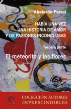 El meteorito y las flores (ebook)
