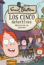Los cinco detectives #4. Misterio de los anónimos (ebook)