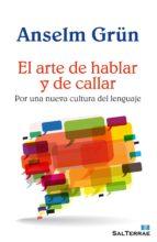 EL ARTE DE HABLAR Y DE CALLAR (ebook)