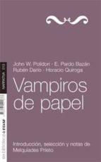 Vampiros de papel (ebook)