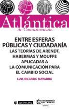 Entre esferas públicas y ciudadanía (ebook)