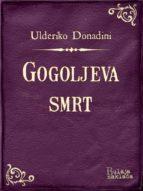 Gogoljeva smrt (ebook)