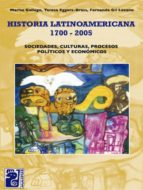 Historia latinoamericana 1700-2005 (ebook)