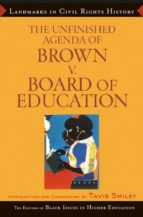 The Unfinished Agenda of Brown v. Board of Education (ebook)