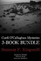 Cordi O'Callaghan Mysteries 3-Book Bundle (ebook)