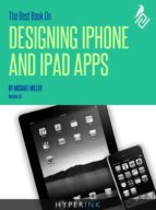 THE BEST BOOK ON DESIGNING IPHONE & IPAD APPS