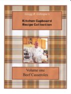GREGG R. GILLESPIE'S KITCHEN CUPBOARD RECIPE COLLECTION