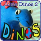 Little Dinos 2 (ebook)