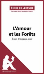 L'Amour et les Forêts d'Éric Reinhardt (Fiche de lecture) (ebook)