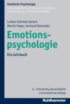 Emotionspsychologie (ebook)