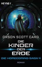 DIE KINDER DER ERDE - DIE HOMECOMING-SAGA 4