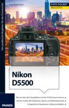 Foto Pocket Nikon D5500 (ebook)