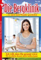 Die Bergklinik 10 - Arztroman (ebook)
