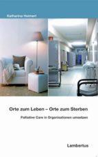 Orte zum Leben - Orte zum Sterben (ebook)