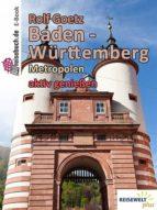 BADEN WÜRTTEMBERG - METROPOLREGIONEN