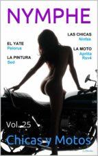 NYMPHE- VOL. 25: CHICAS Y MOTOS