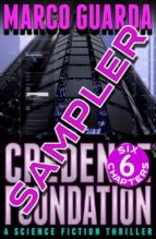 Free Sampler - Credence Foundation (A Science Fiction Thriller) (ebook)