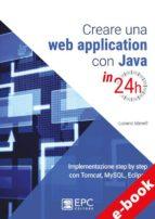 Creare una web application con Java in 24h (ebook)