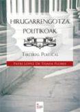 HIRUGARRENGOTZA POLITIKOAK - TERCERÍAS POLÍTICAS (ebook)