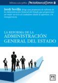 La reforma de la Administración General del Estado (ebook)