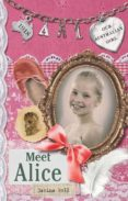 Our Australian Girl: Meet Alice (Book 1) (ebook)