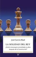 La soledad del rey (ebook)