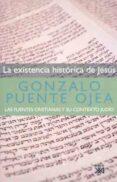 La existencia histórica de Jesús (ebook)