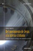 Del movimiento de Jesús a la Iglesia cristiana (ebook)