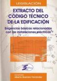 EXTRACTO DEL CÓDIGO TÉCNICO DE LA EDIFICIACIÓN