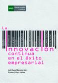 La innovación continua en el éxito empresarial (ebook)