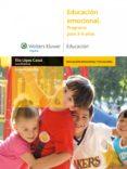 Educación emocional. Programa para 3-6 años (ebook)