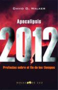 APOCALIPSIS 2012 (ebook)