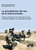 La privatización del uso de la fuerza armada