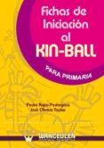 FICHAS DE INICIACIÓN AL KIN-BALL PARA PRIMARIA (ebook)