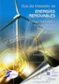 GUÍA INSTALADOR ENERGÍAS RENOVABLES 4ª EDICIÓN (ebook)