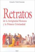Retratos de la antigüedad romana y la primera crsitiandad (ebook)