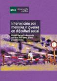 Intervención con menores y jóvenes en dificultad social (ebook)