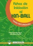 FICHAS DE INICIACIÓN AL KIN-BALL PARA SECUNDARIA