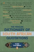 The Penguin Dictionary of South Africa Quotations (eBook)